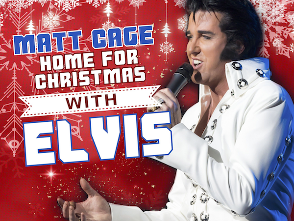 Home for Christmas with Elvis